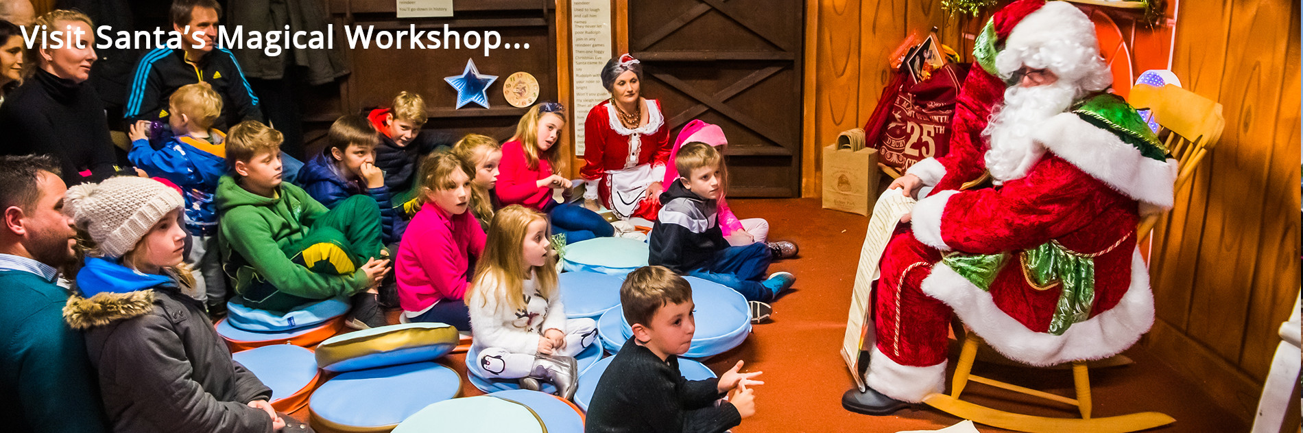 Fun for all the children with great Christmas activities