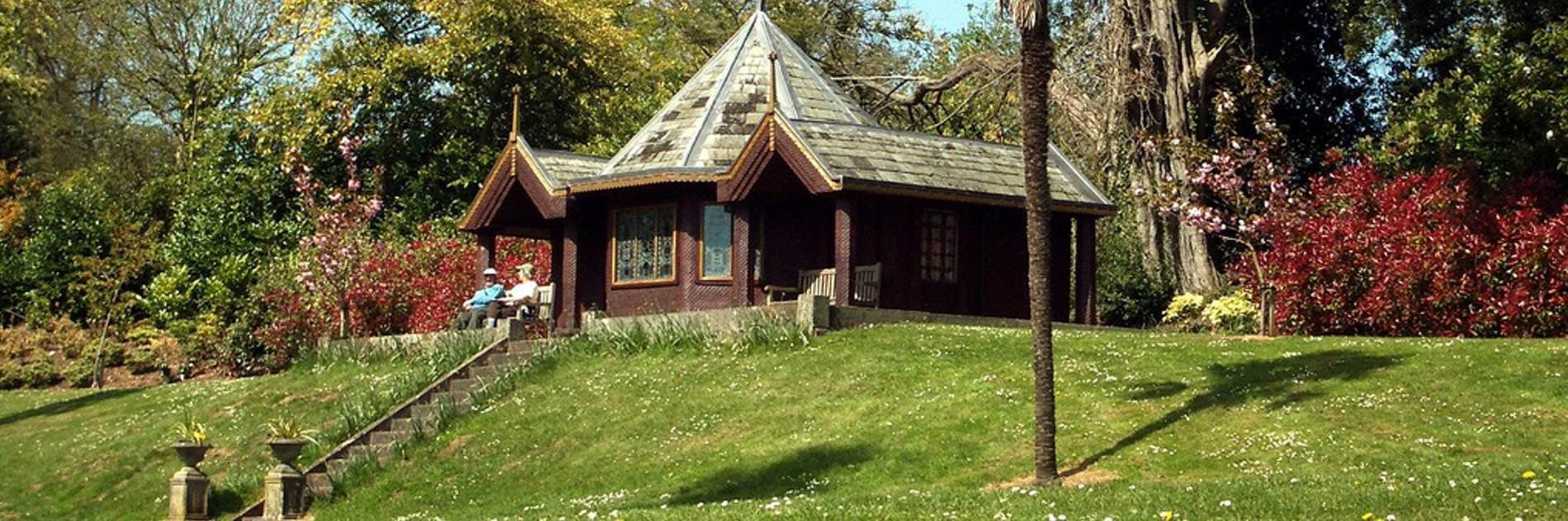 Bicton Hermitage
