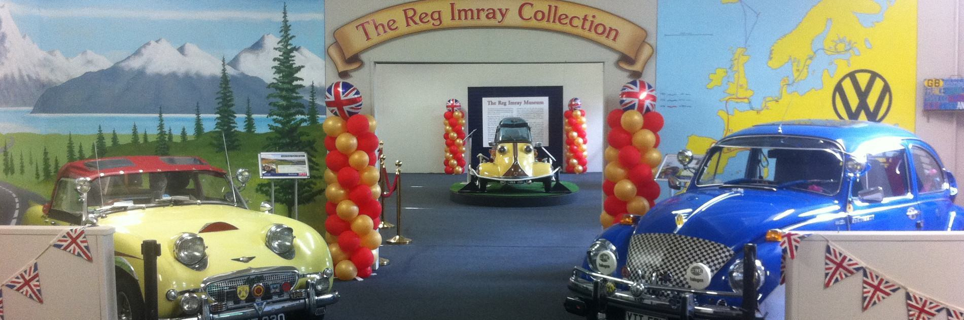 The Reg Imary Car & Bike Collection