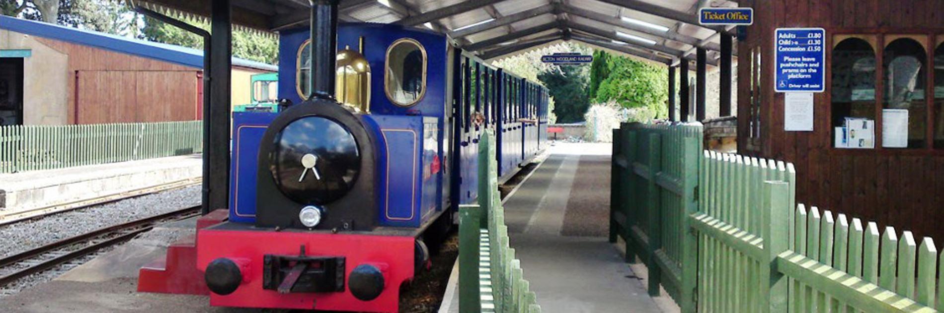 Woodland Railway