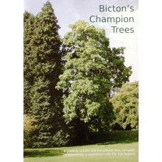 The Champion Trees of Bicton Park Botanical Gardens